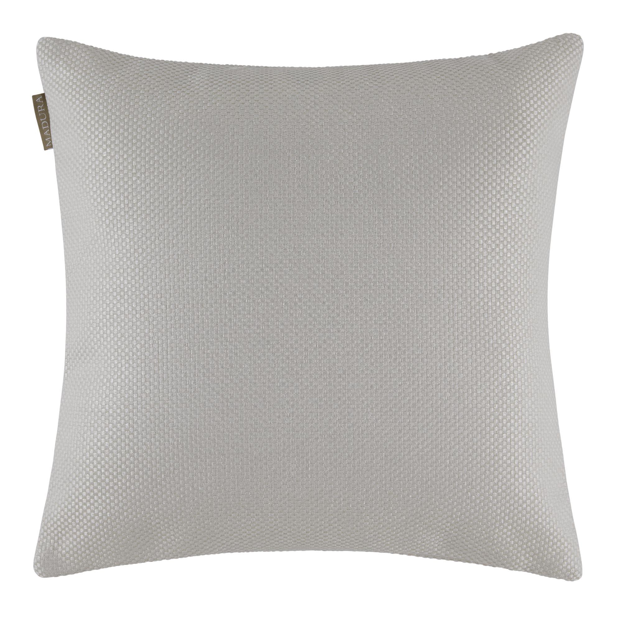 Housse de coussin 60x60 cm Blanc