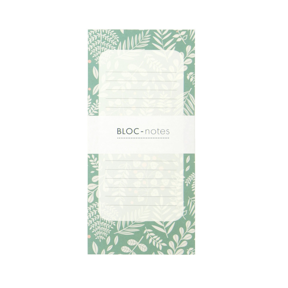 Bloc-notes buisson