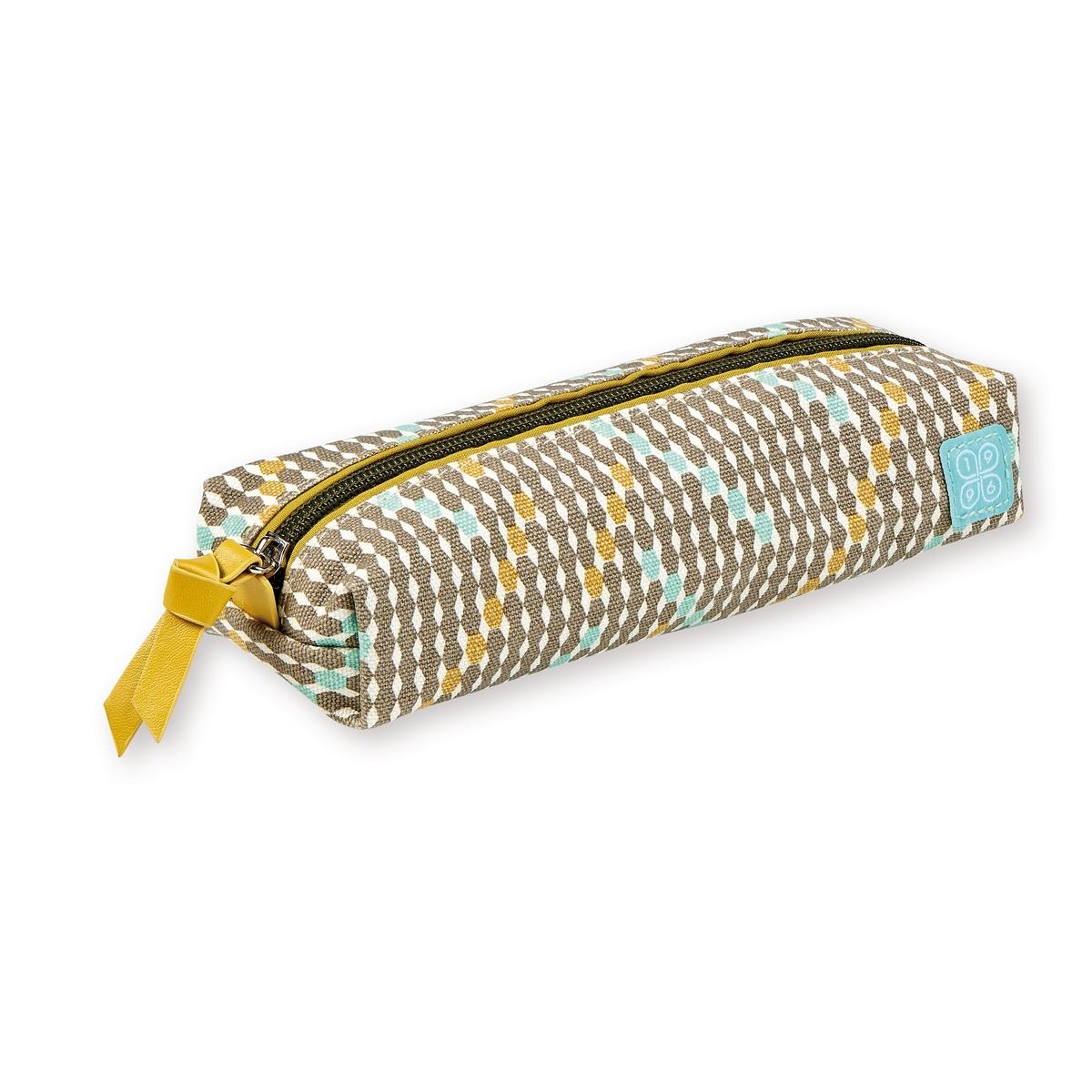 Trousse à crayons en coton