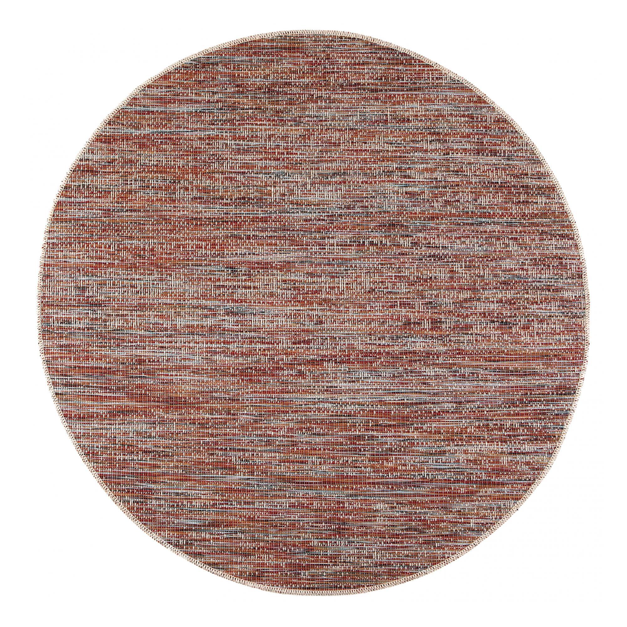 Tapis  en polypropylène marmelade diamètre 160