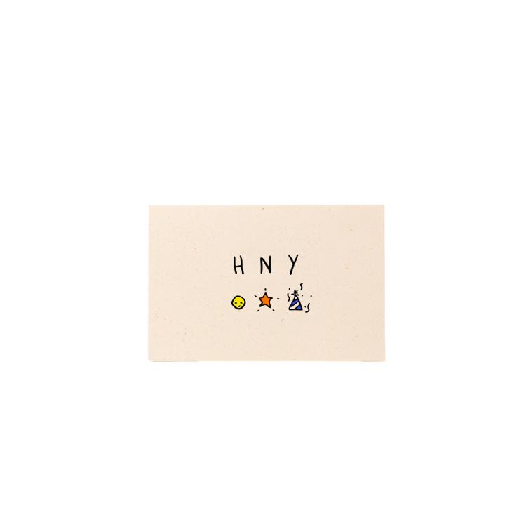 Carte Mini HNY