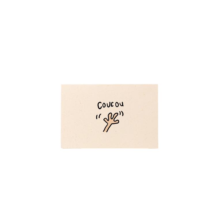 Carte Mini Coucou