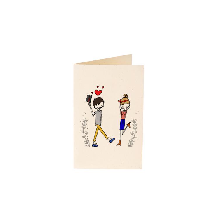 Carte Love Hat