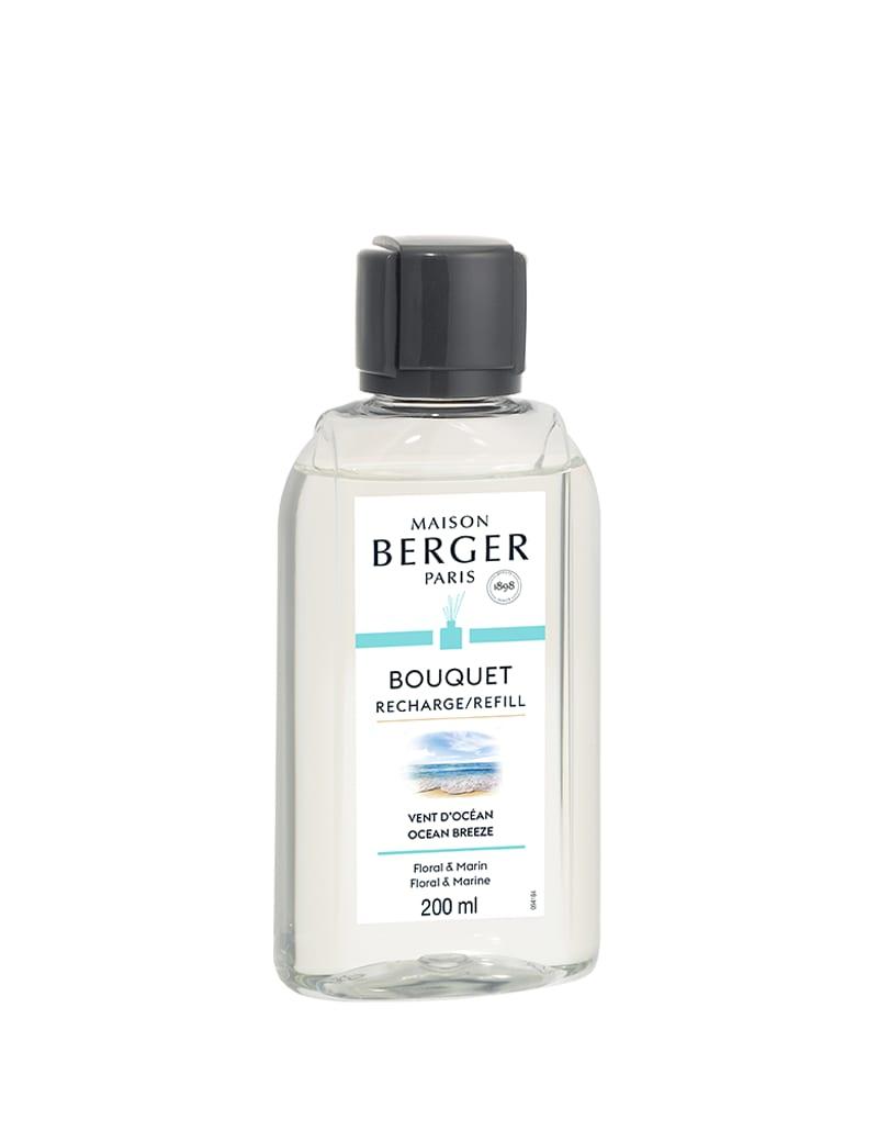 Bouquet Parfumé Cube - Parfum Vent d'Océan