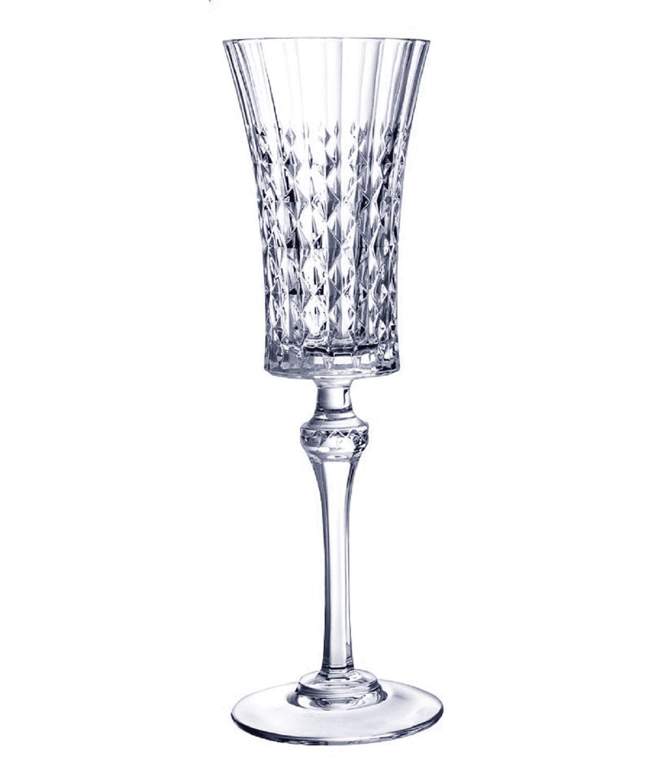 Flûte à champagne 15cl - Lot de 6