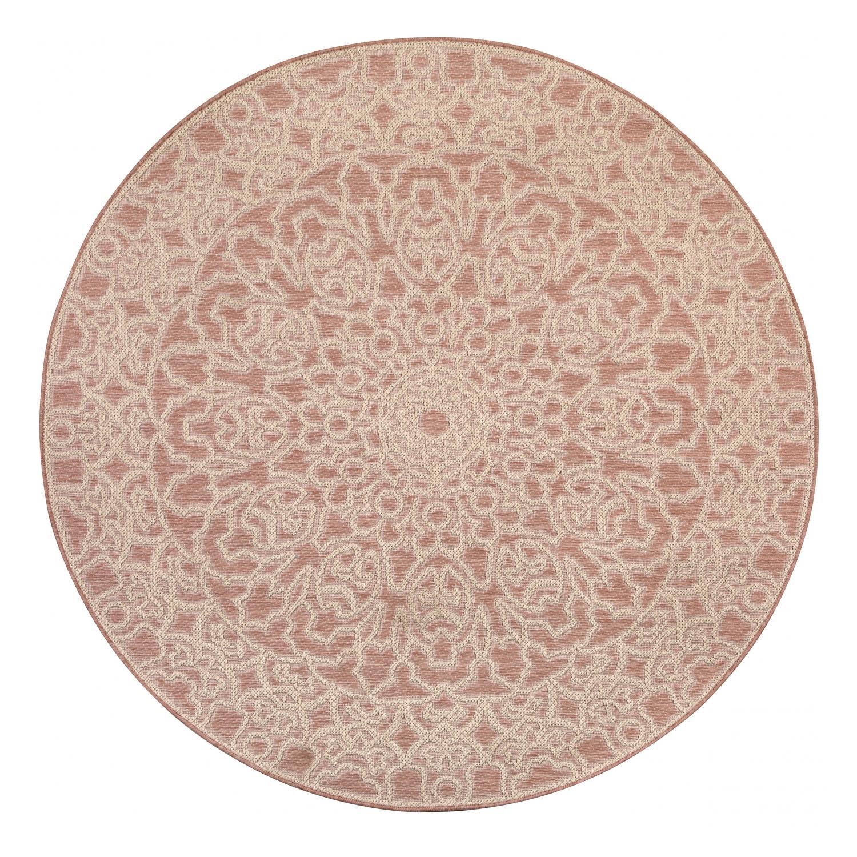 Tapis  en polypropylène blush diamètre 160