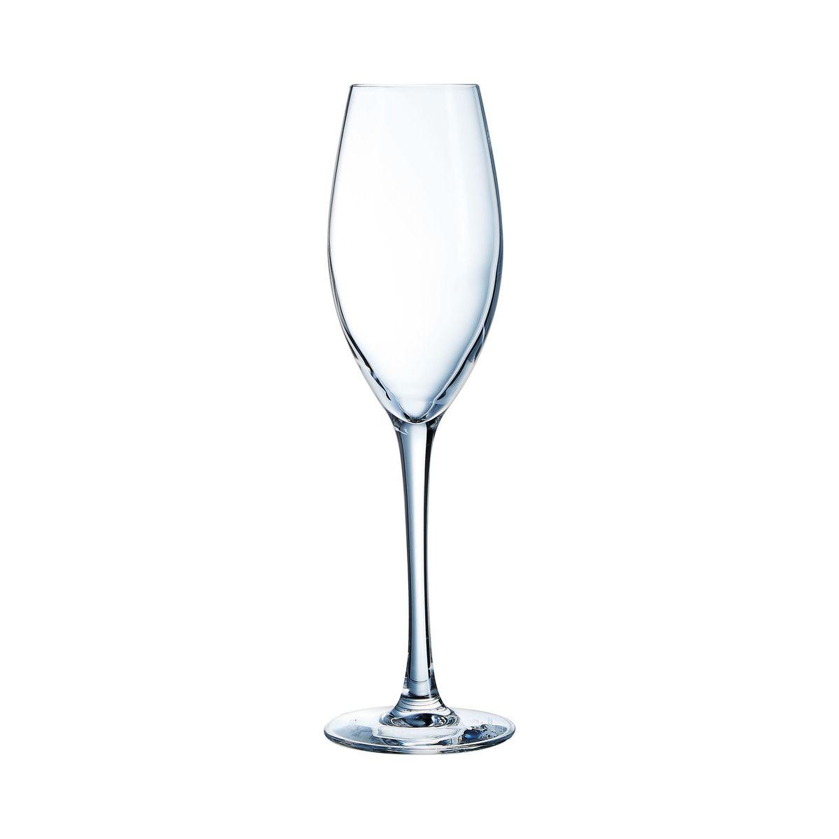 Flûte à champagne 24cl - Lot de 6