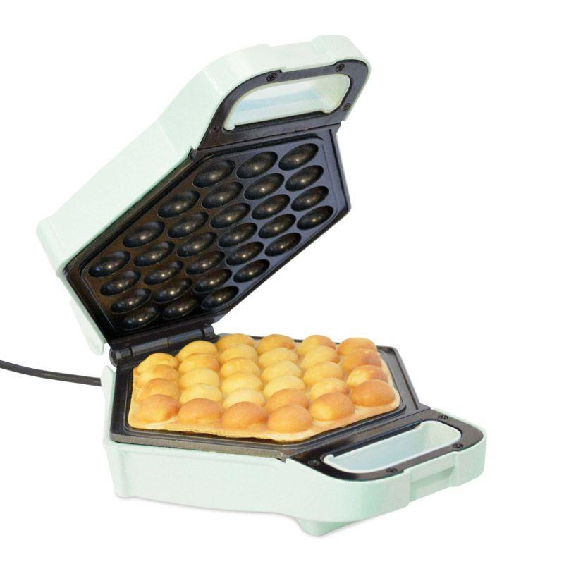 Machine à bubble waffle