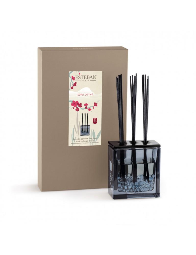 Bouquet parfumé esprit de thé