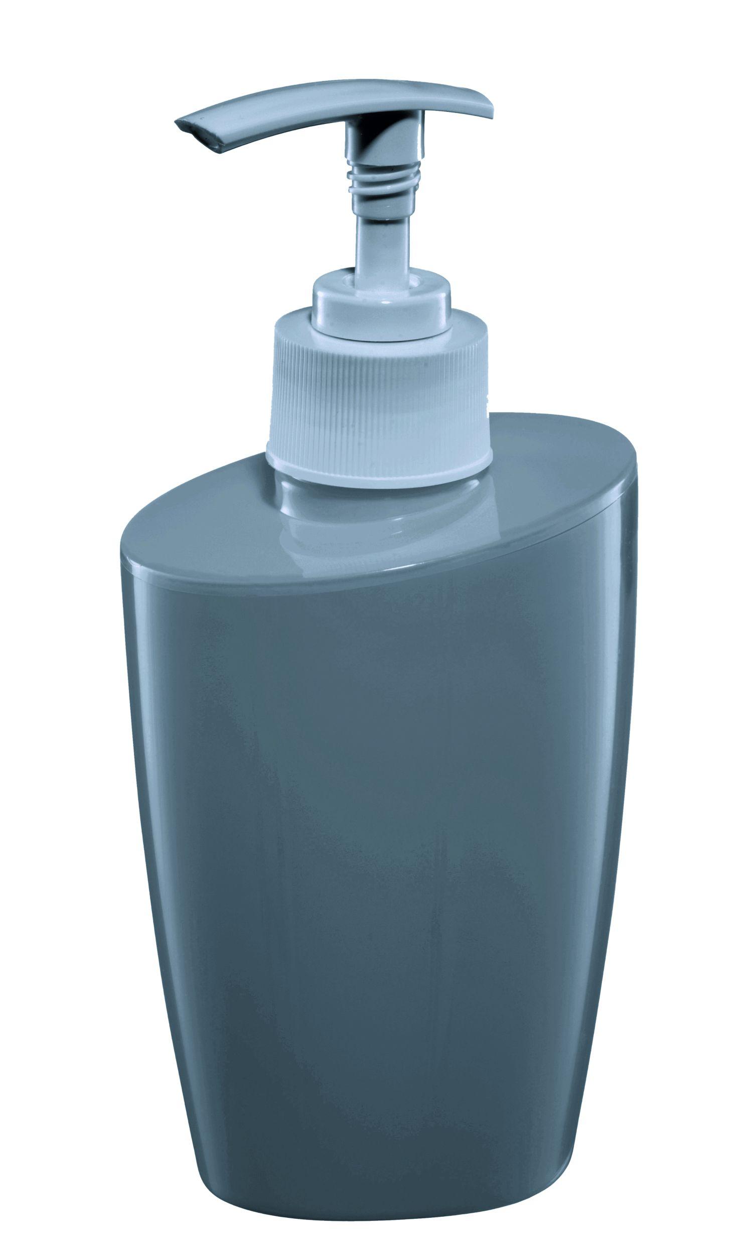 Distributeur de savon gris
