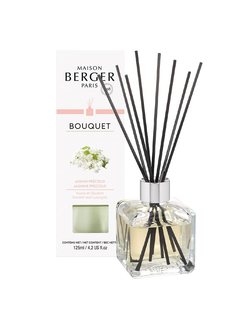 Bouquet parfumé cube jasmin précieux