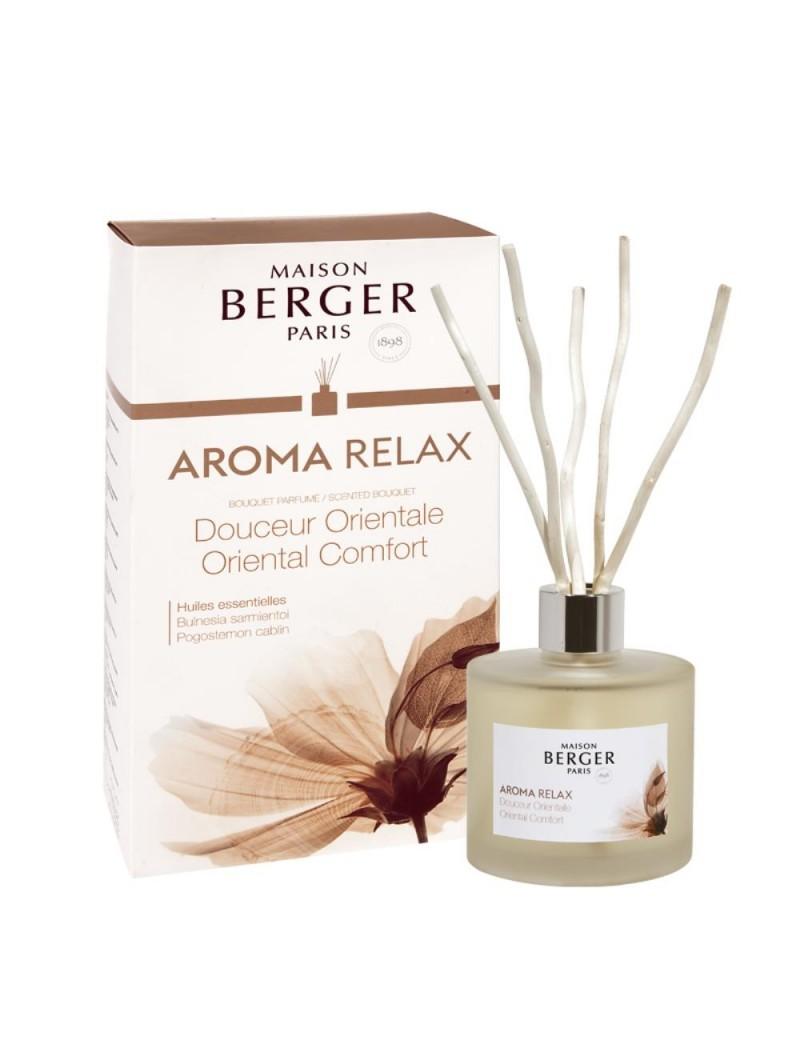 Bouquet parfumé aroma relax douceur orientale