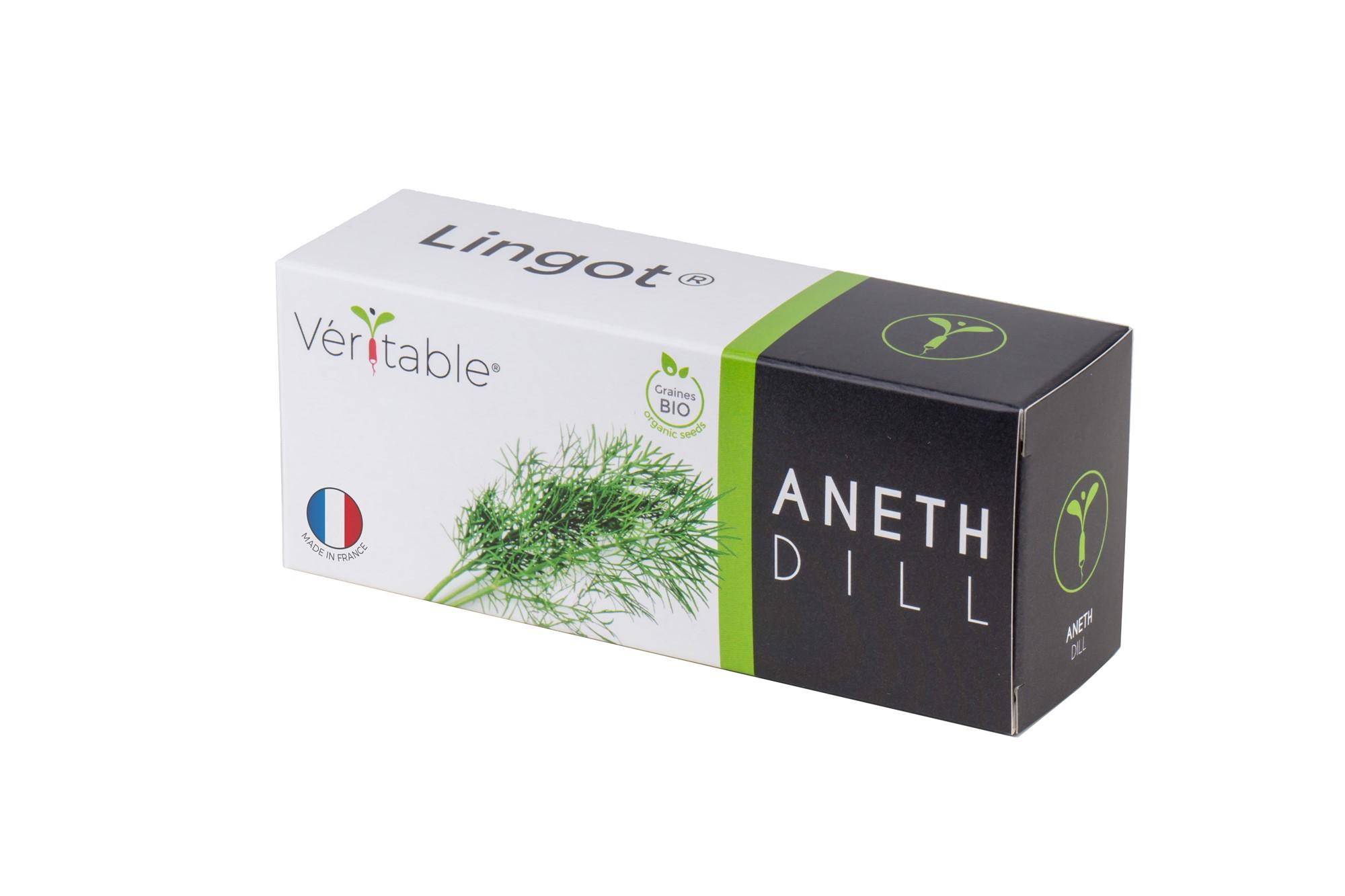 Lingot® Aneth BIO compatible potager Véritable® et Exky®