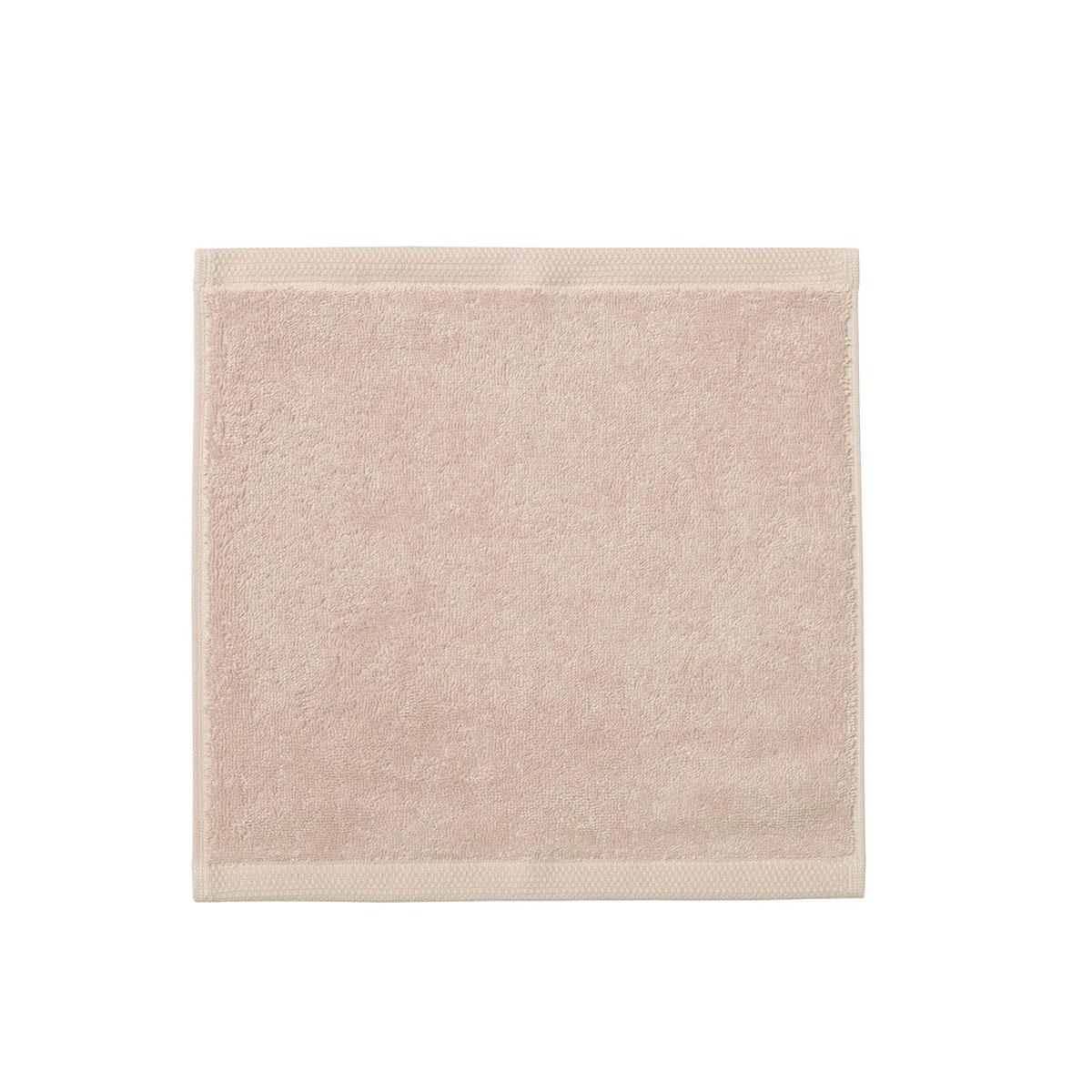 Carré visage en rose nude 30x30