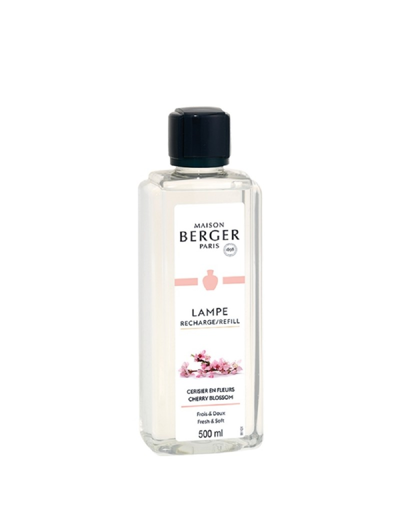 Parfum Lampe Berger Cerisier en Fleurs 500 ml