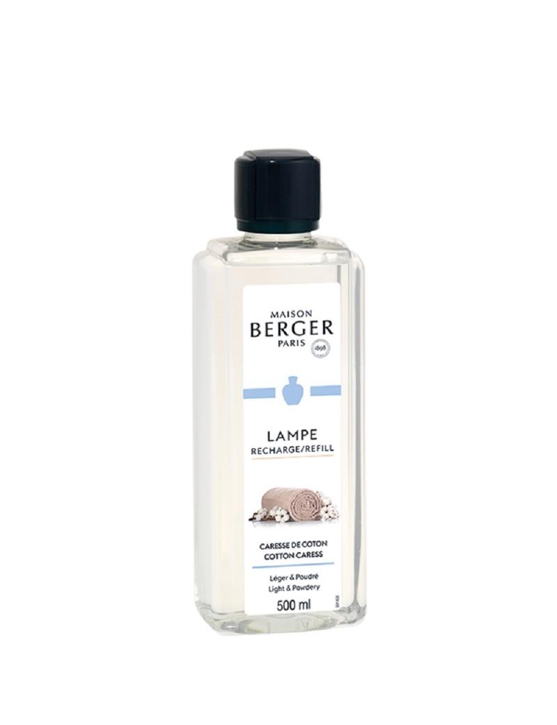 Parfum Lampe Berger Caresse de Coton 500 ml