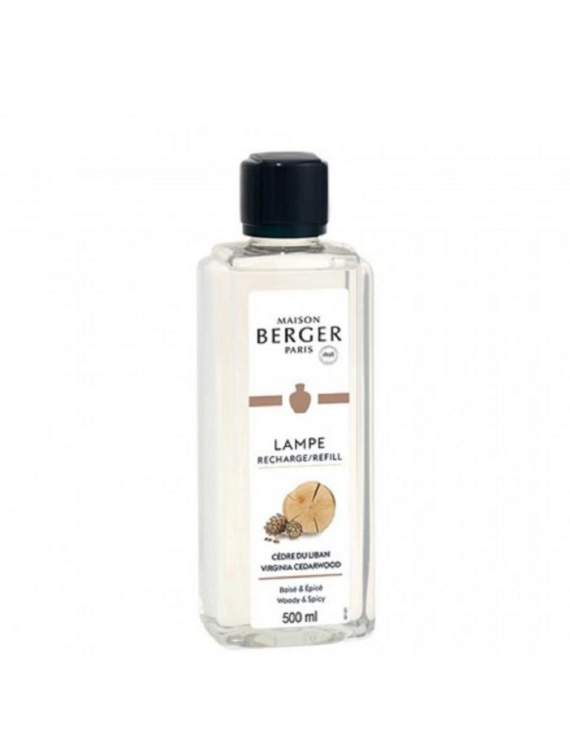Parfum Lampe Berger Cèdre du Liban 500 ml