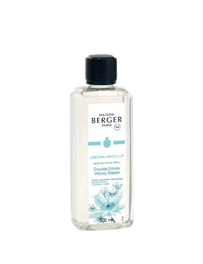 Parfum Lampe Berger Aroma Wake-Up 500ml