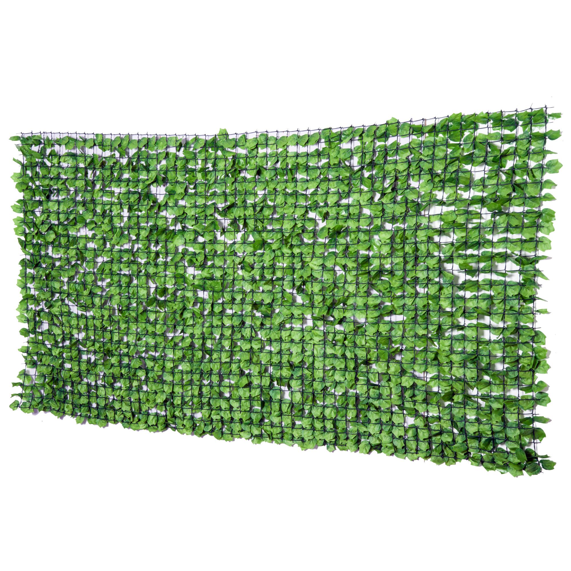 Haie artificiel érable brise-vue 3L x 1,5H m