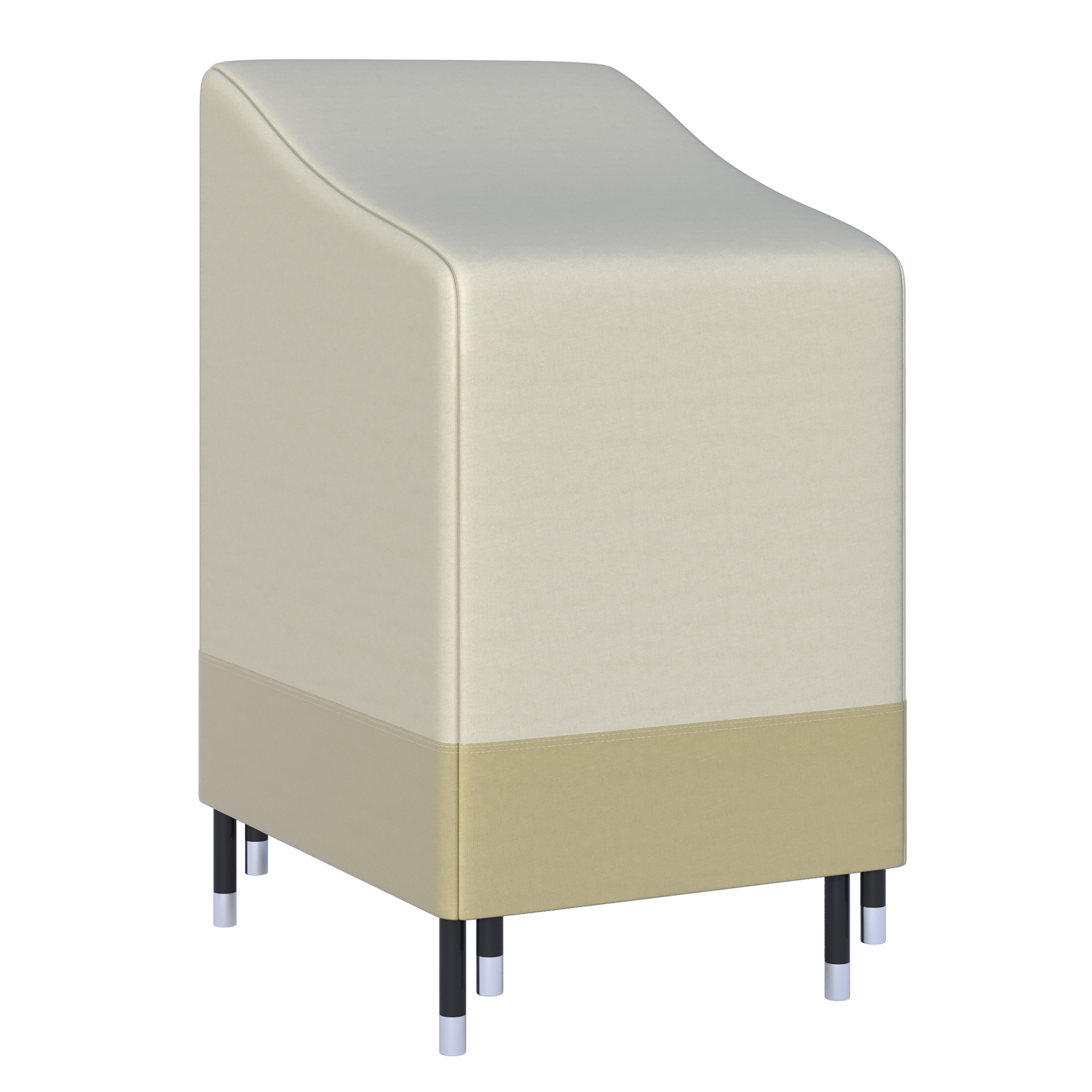 Housse protection chaises de jardin 70L x 90l x 115H cm