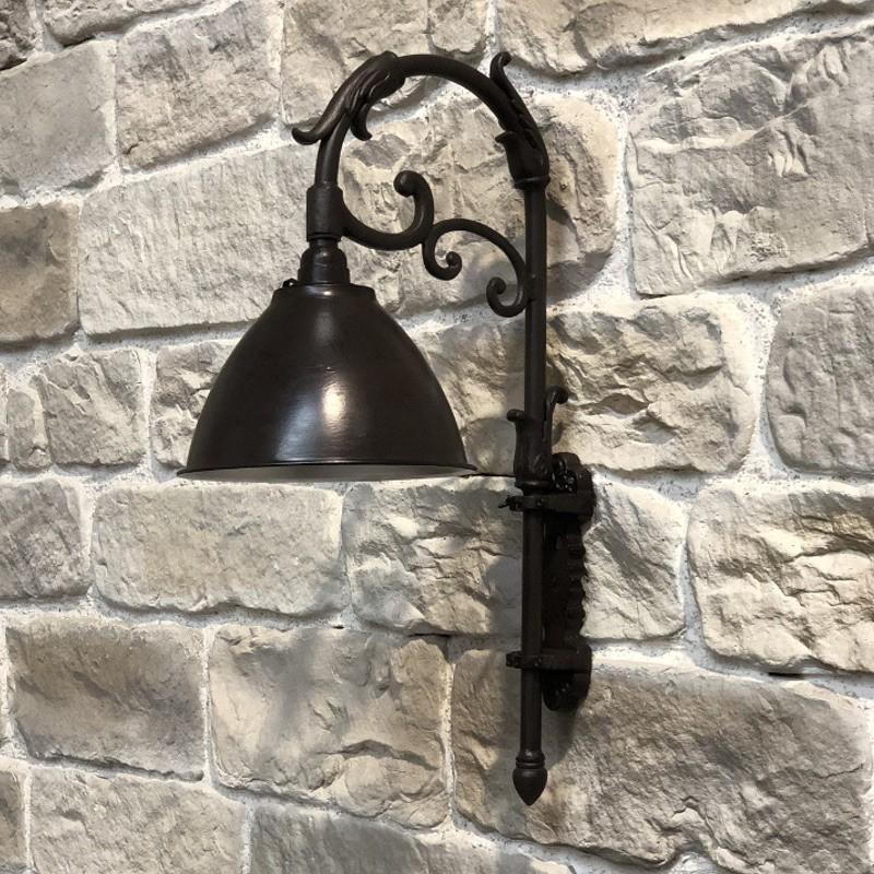 Lampe sur crédence lanterne électrique extérieur 70x42