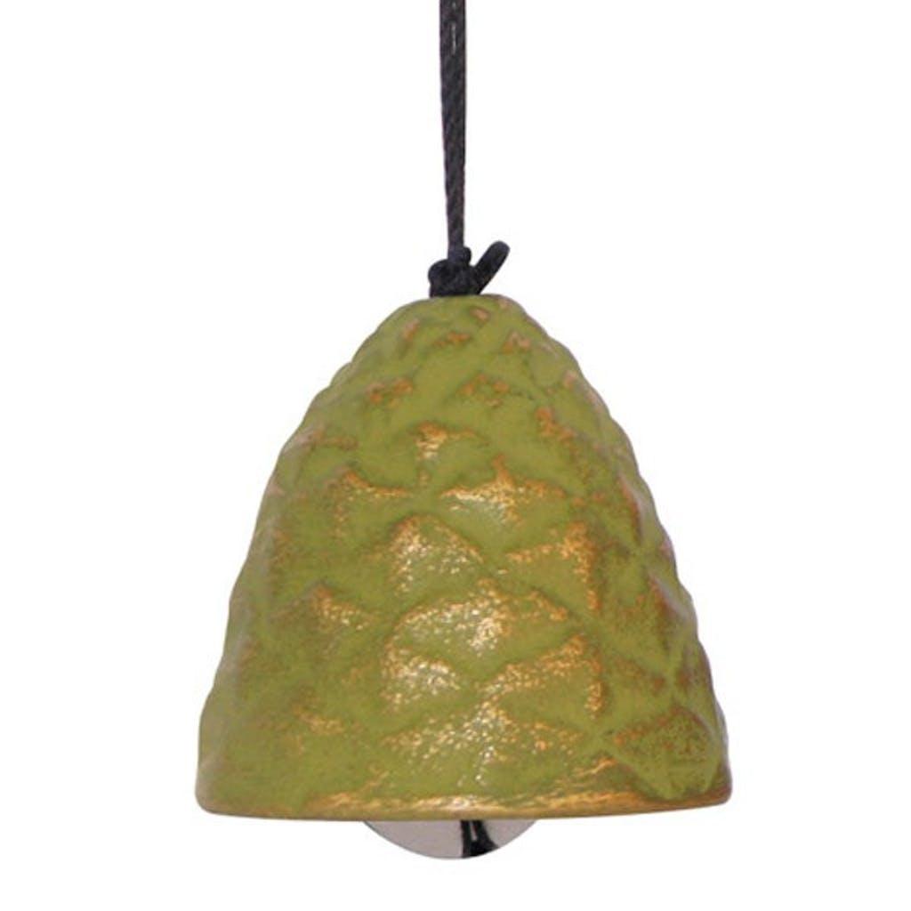 Carillon jouet du vent vert