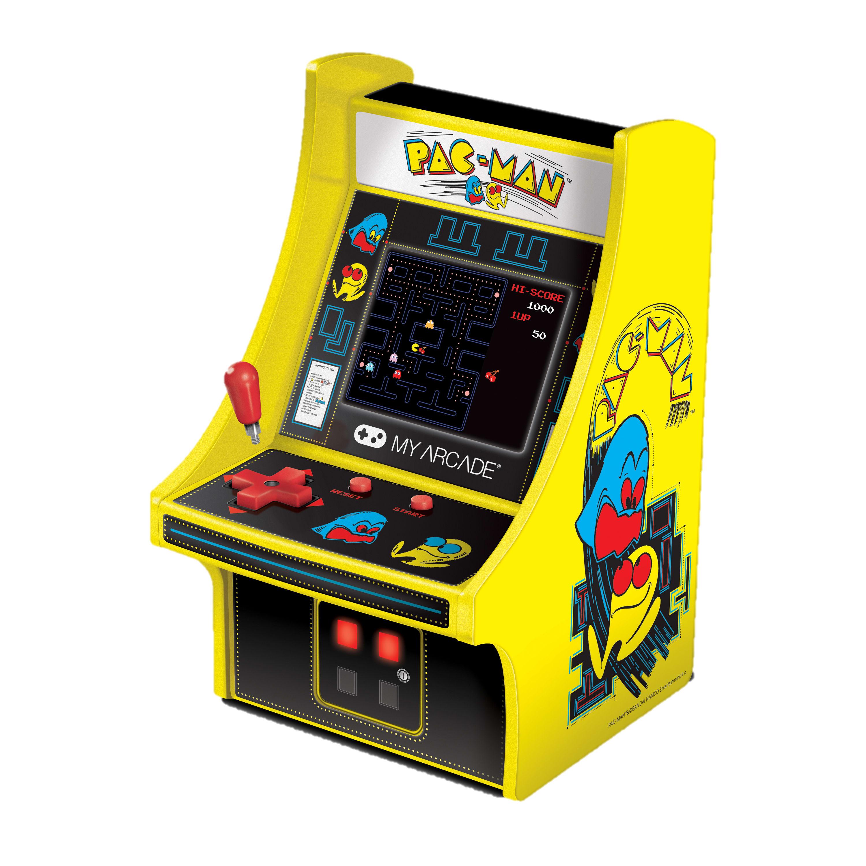 Console mini Pac man