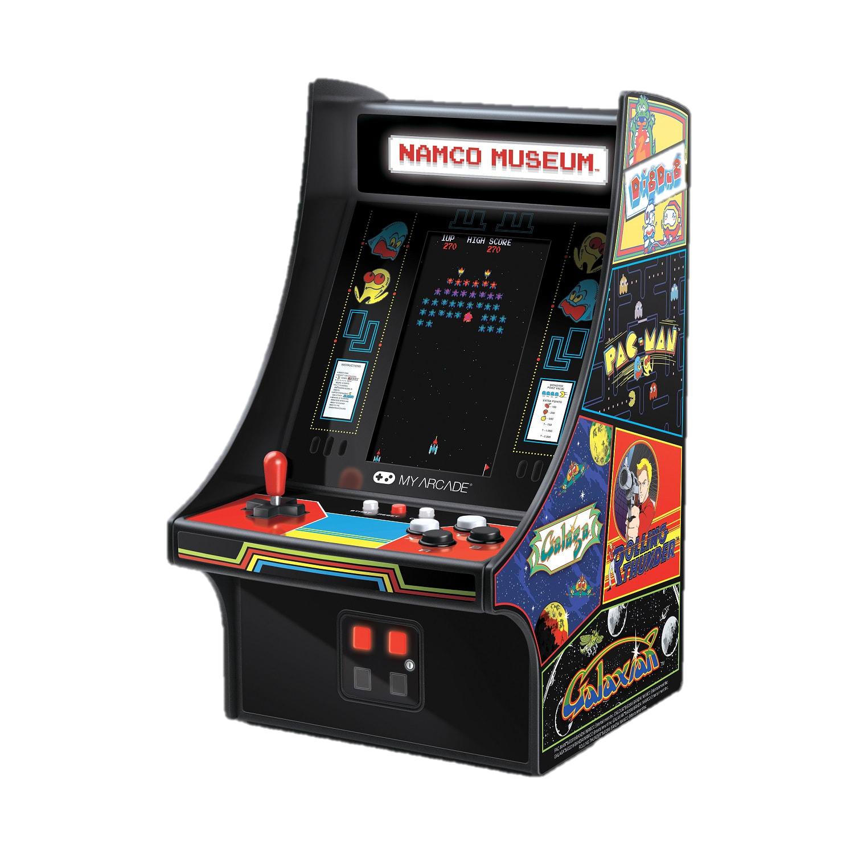 Console 20 jeux Namco museum