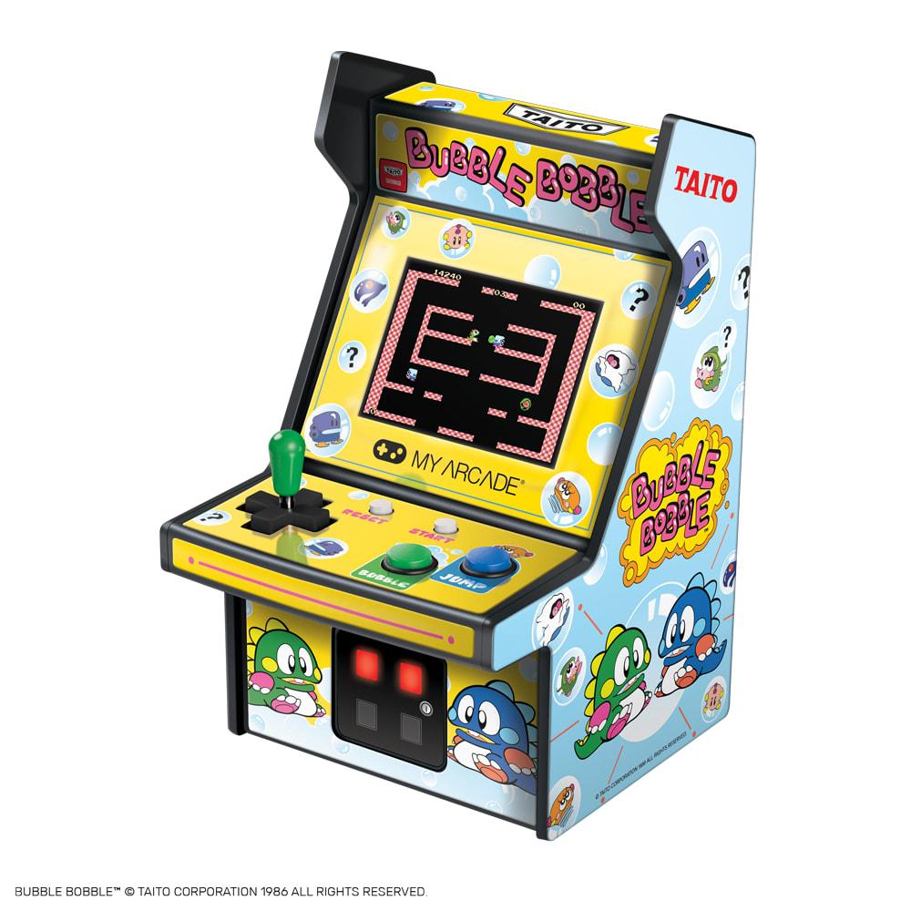 Console micro player Bubble bobble