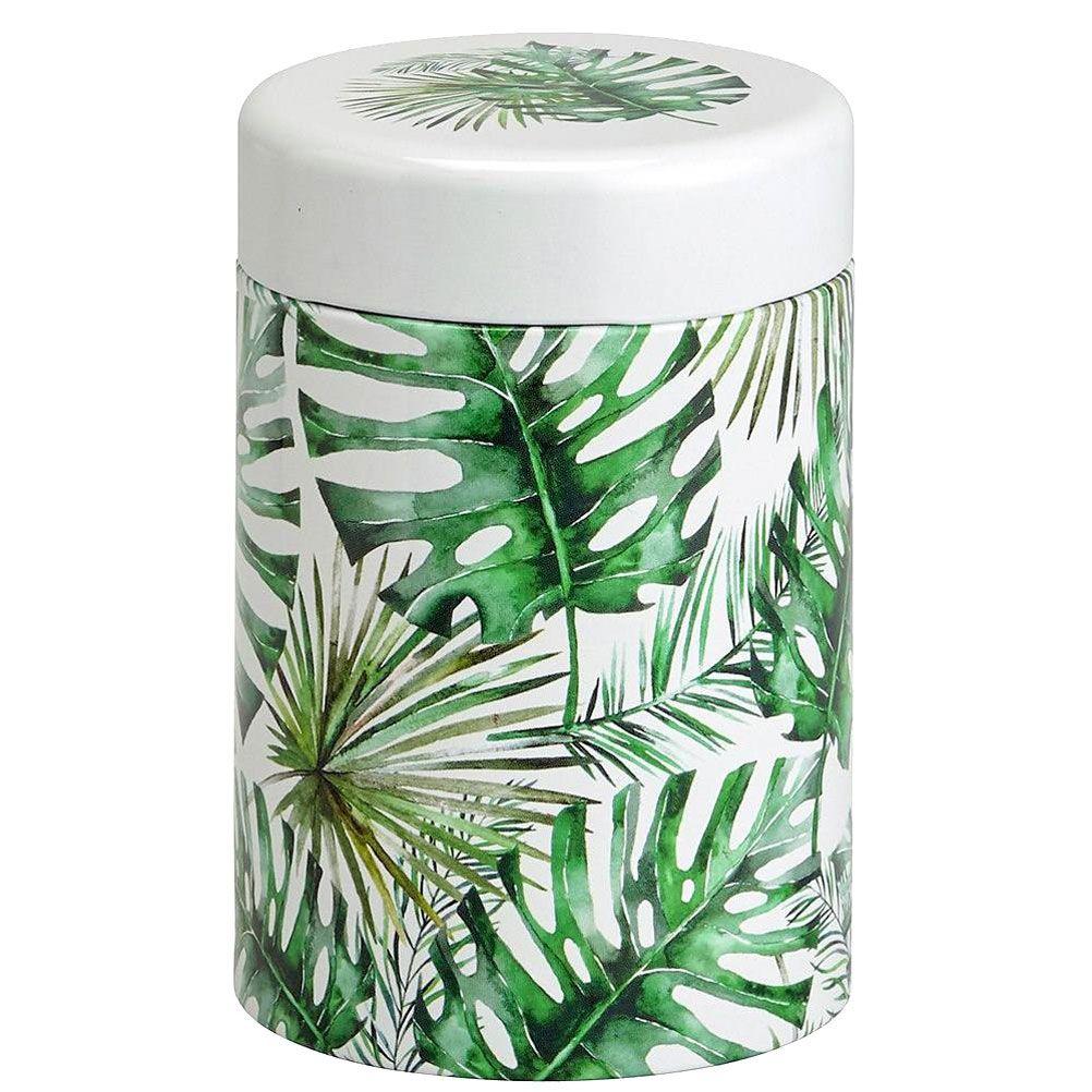 Petite boite à thé jungle contenance 125g