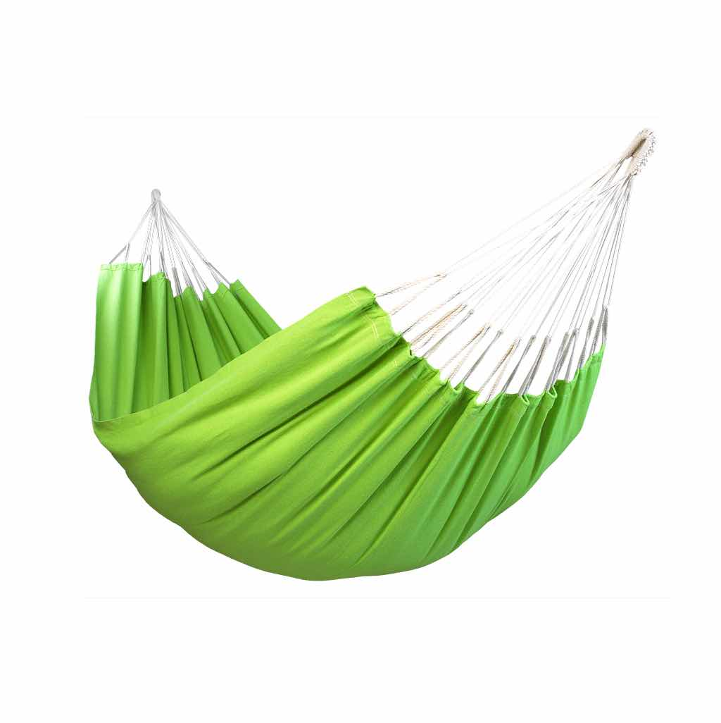 Hamac simple uni vert