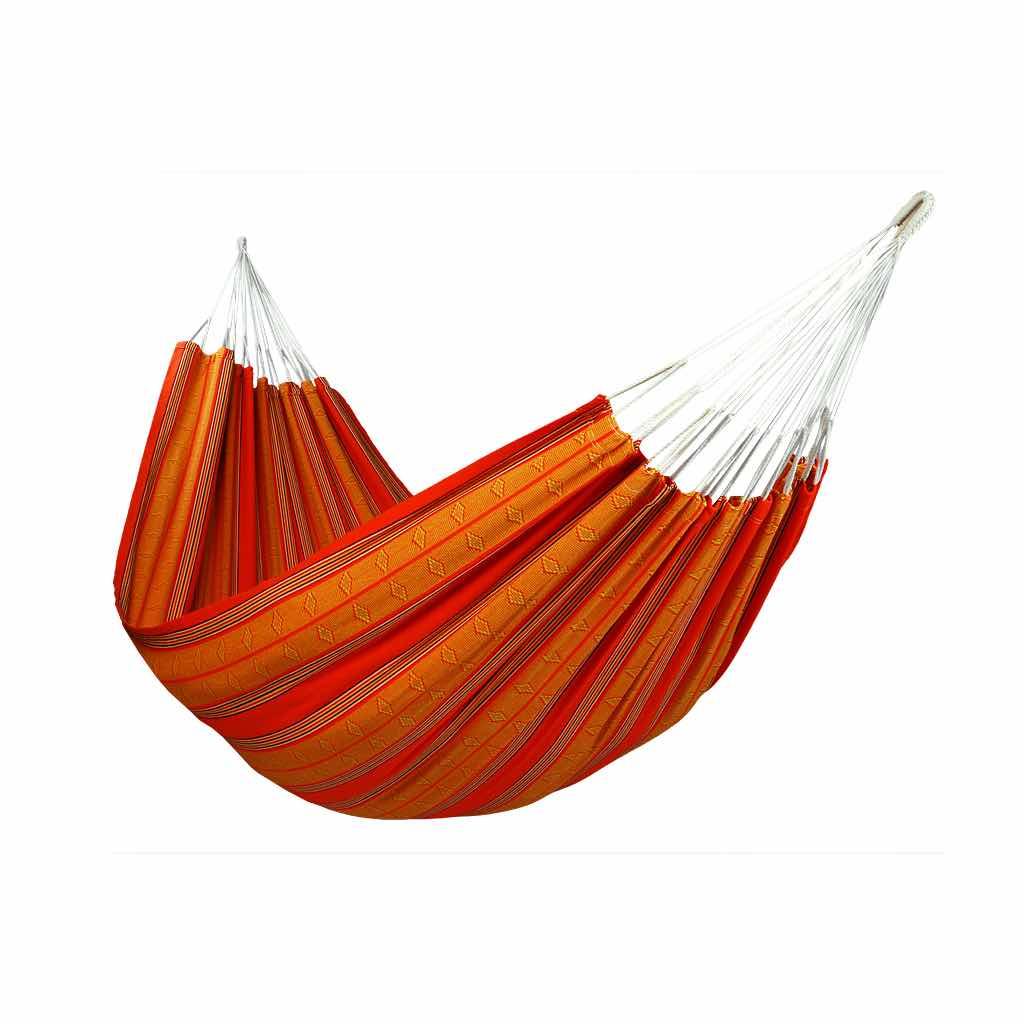 Hamac pour deux personnes orange