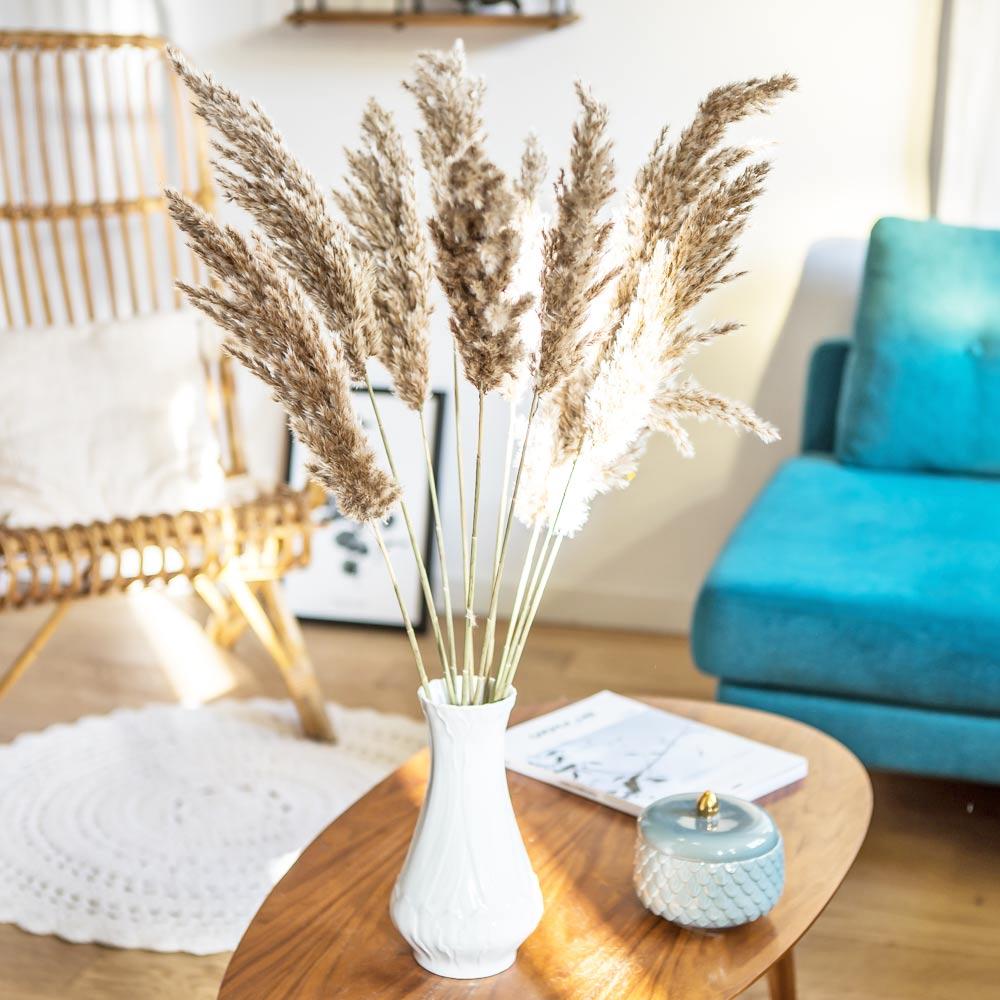 Botte de fleurs séchées plumeau de Provence x10