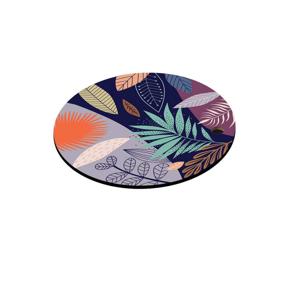 Dessous de plat en bois exotic