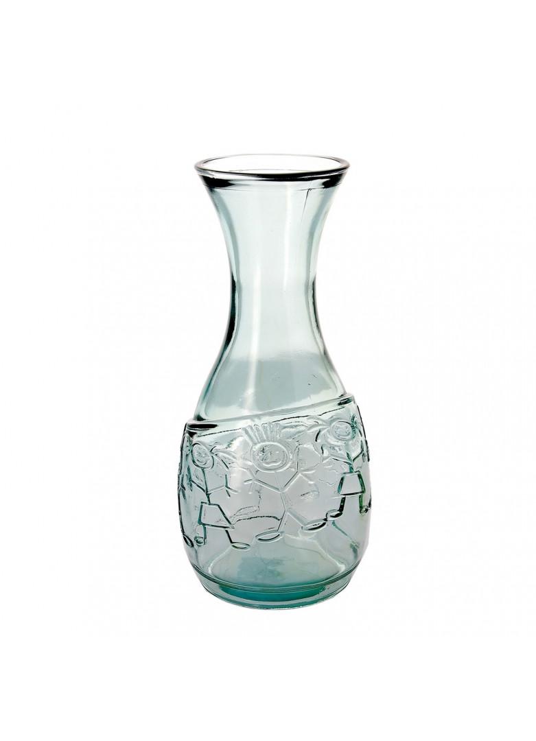 Carafe verre recyclé boy & girl 1L
