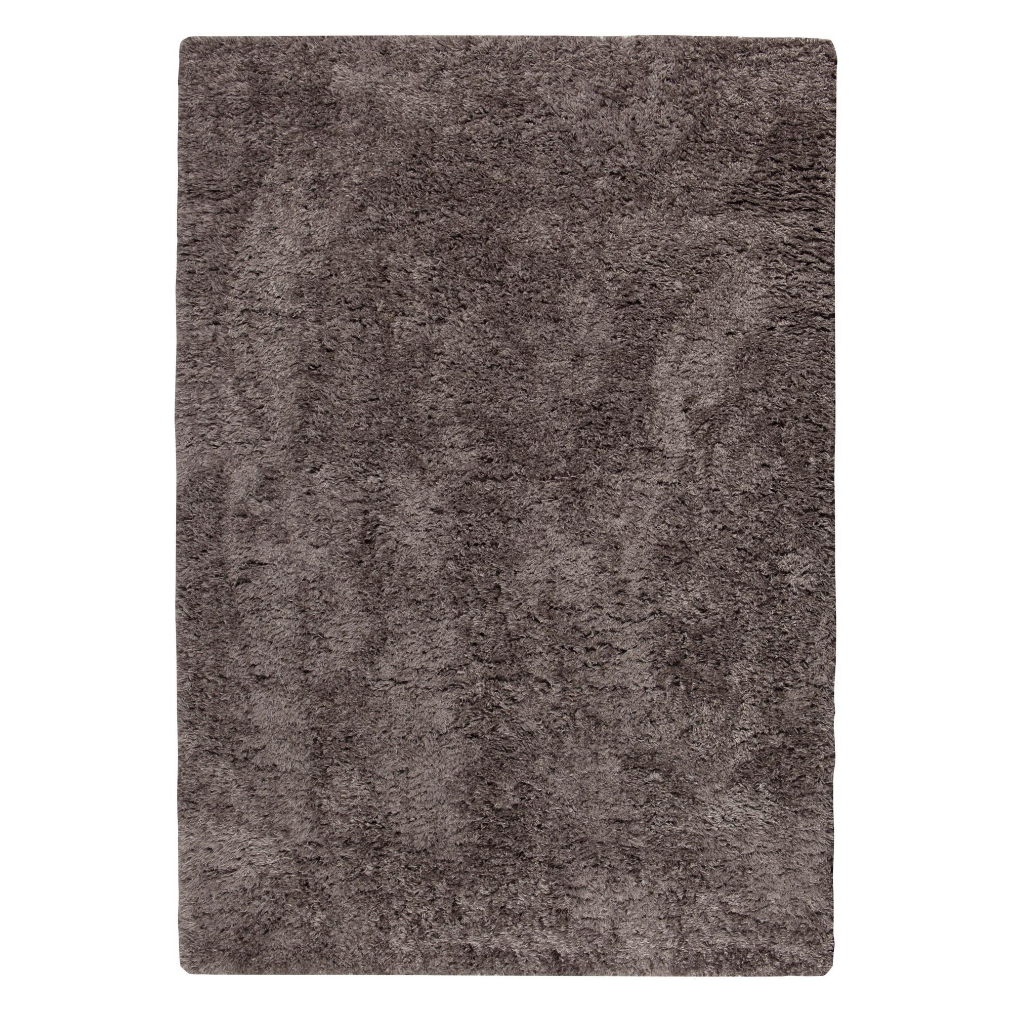 Tapis  en polyester gris 160 x 230
