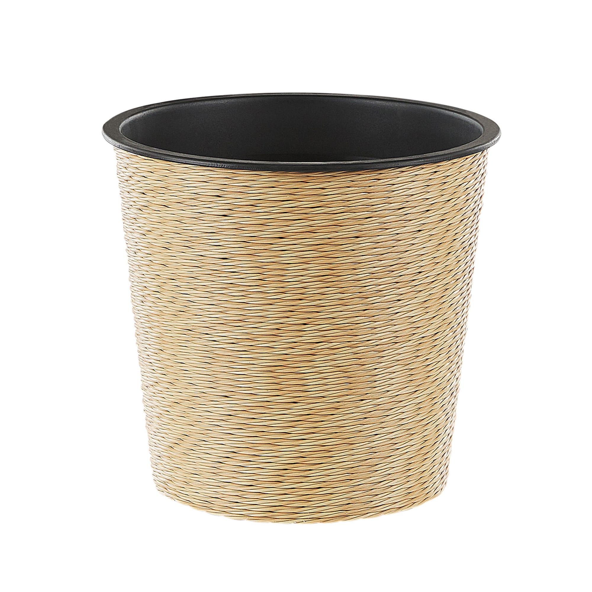 Pot de fleurs beige sable D 34 cm