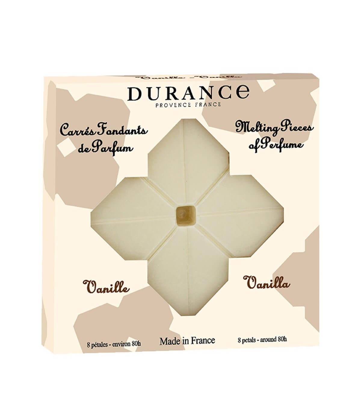 Carrés Fondants de Parfum Vanille