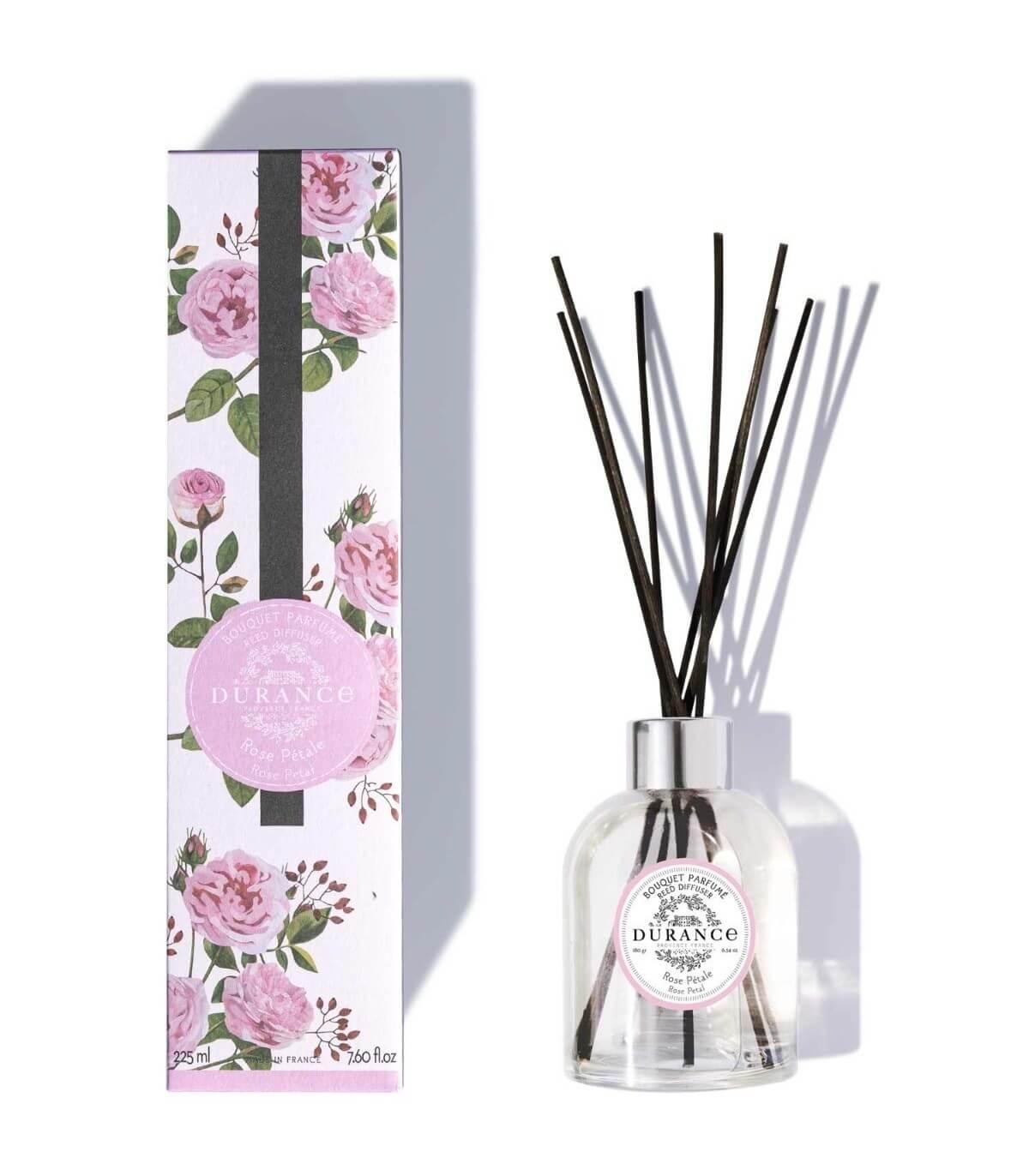 Diffuseur de parfum rose pétale