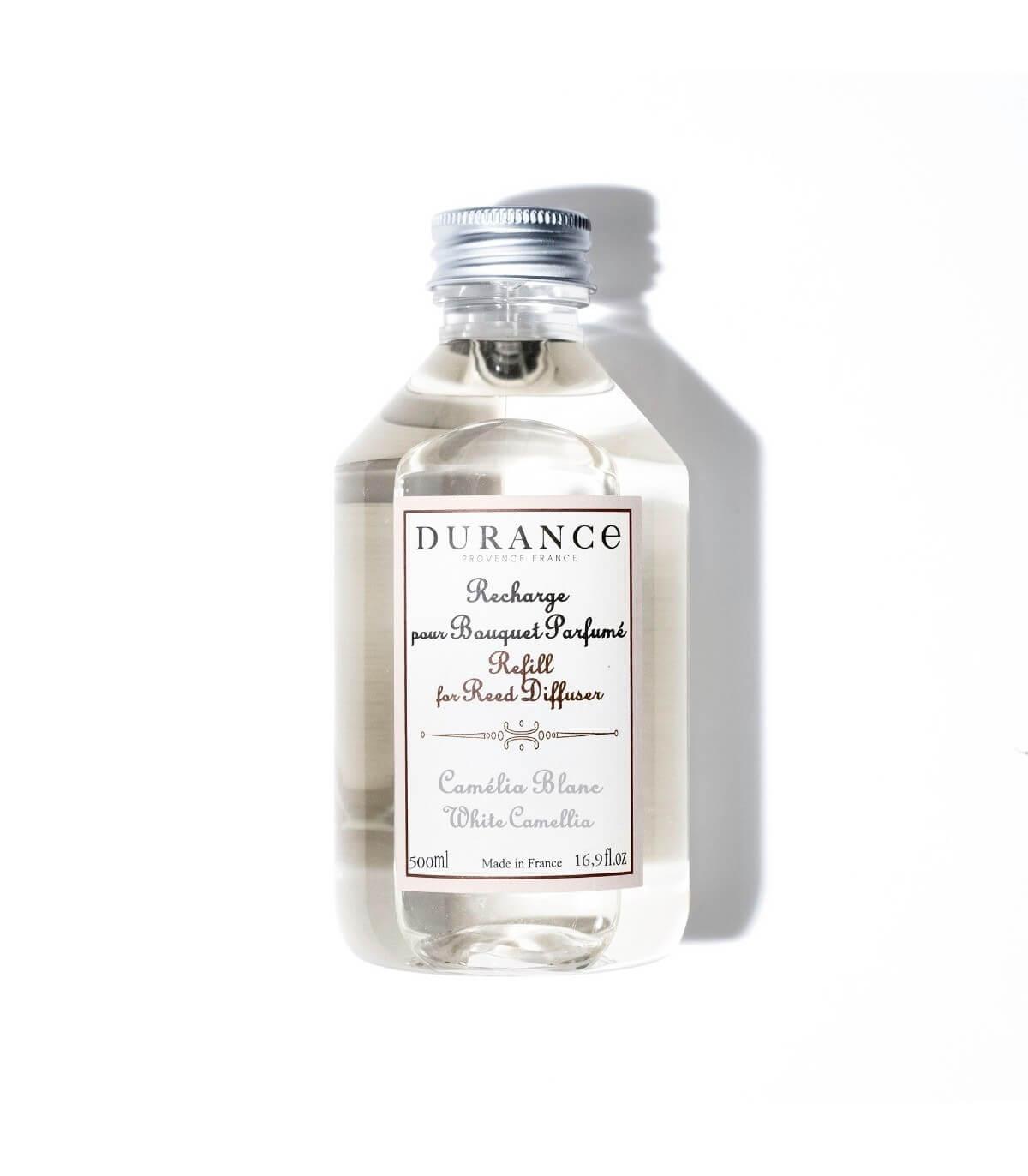 Recharge bouquet parfumé camélia blanc 500ml
