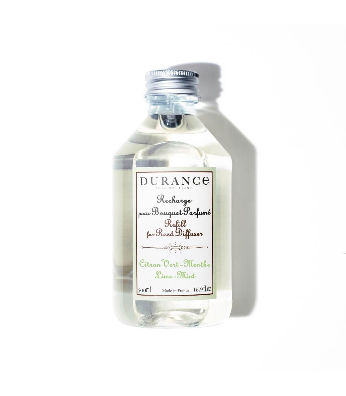 Recharge bouquet parfumé citron vert menthe 500ml