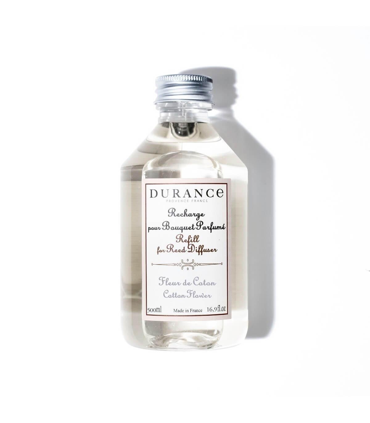 Recharge bouquet parfumé fleur de coton 500ml