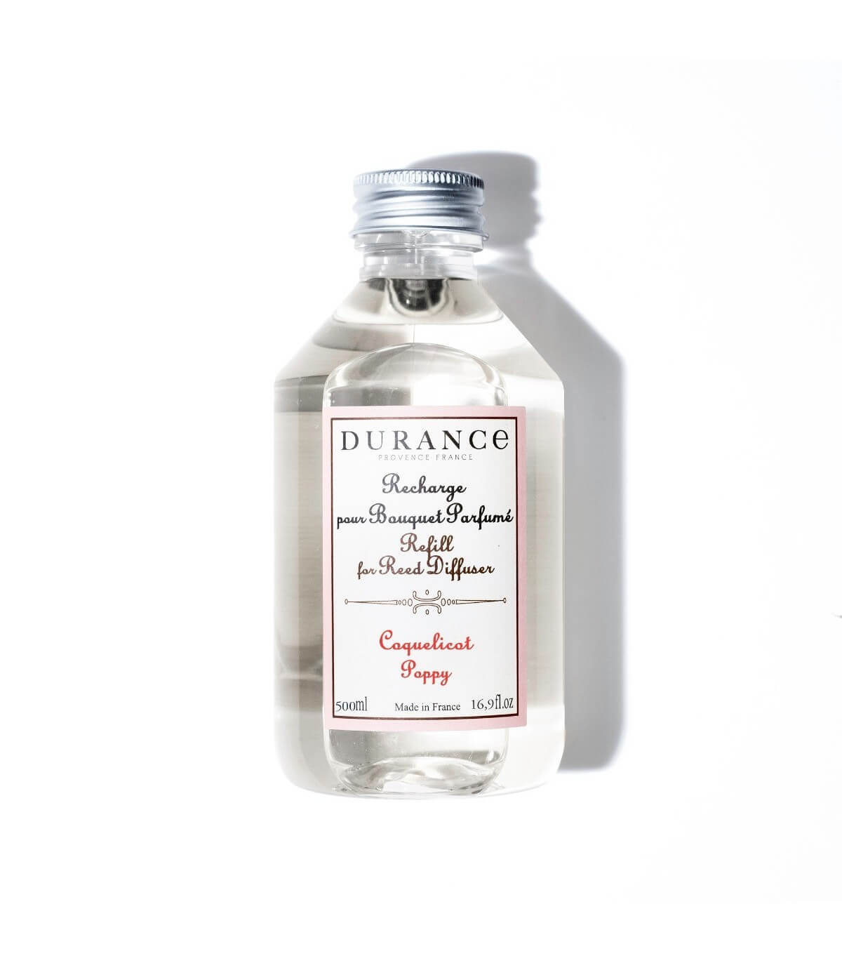 Recharge bouquet parfumé coquelicot 500ml