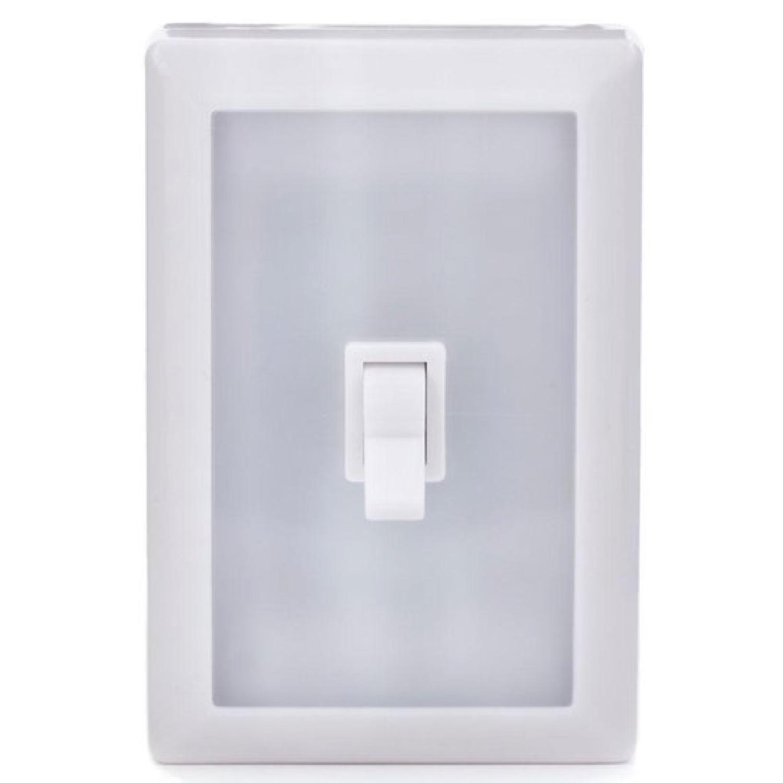 Interrupteur LED repositionnable