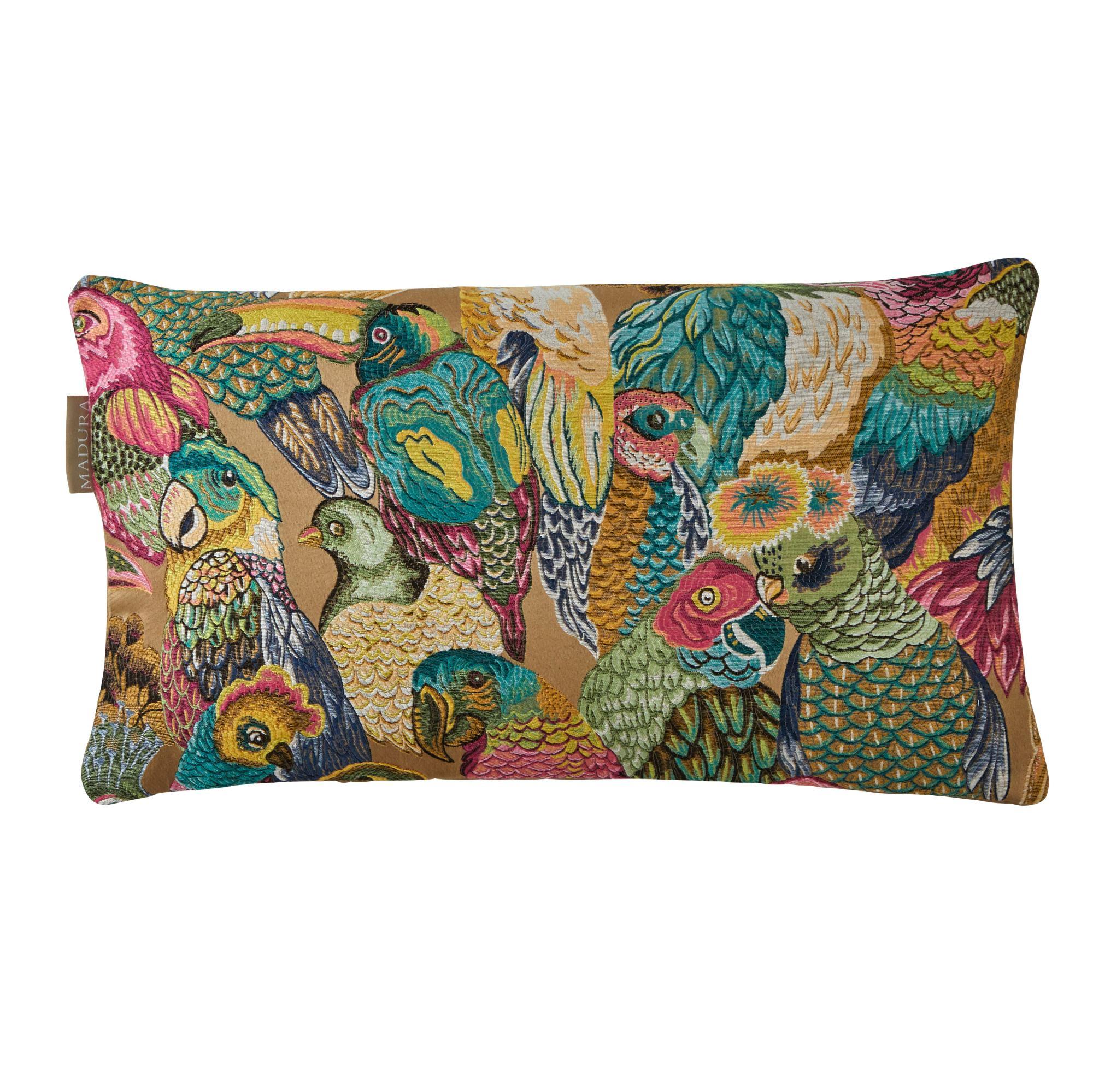 Housse de coussin 28x47 cm Multicolore