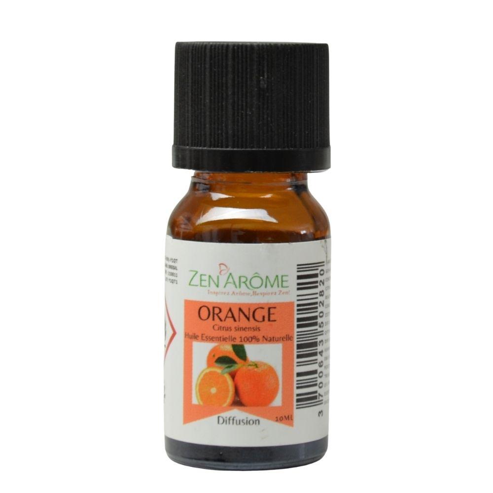 Huile essentielle orange 10ml