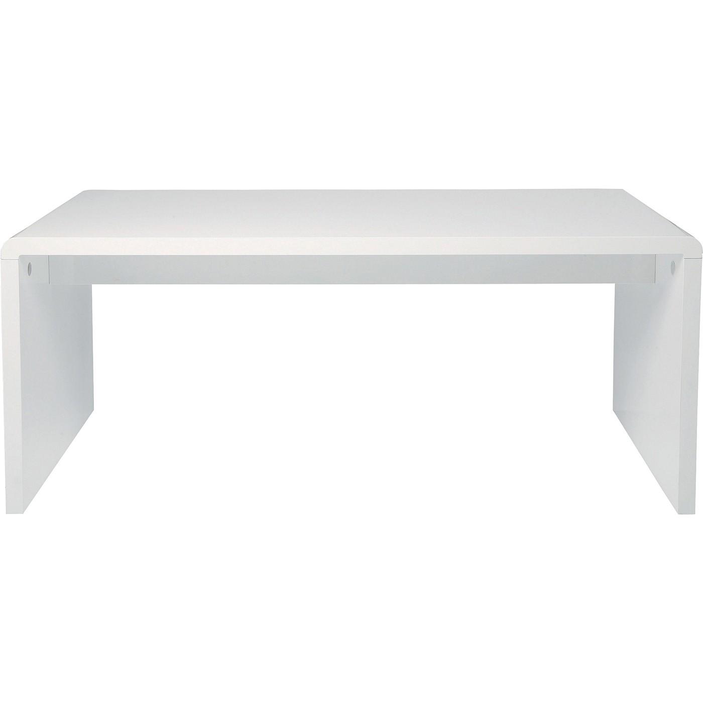 Bureau blanc 180x85