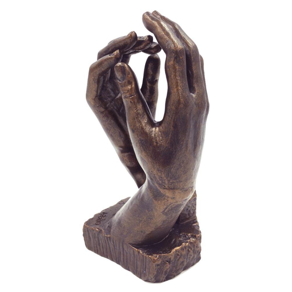 Figurine la cathédrale de Rodin H27cm
