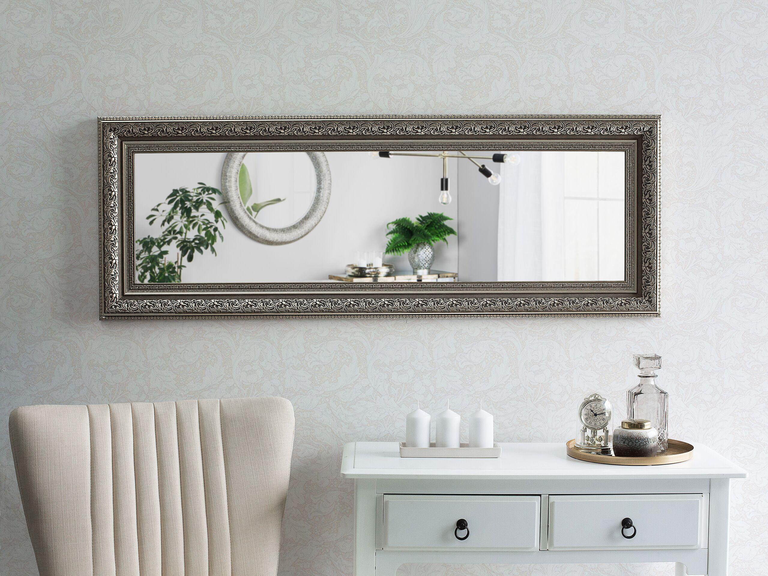 Miroir doré vintage 51 x 141 cm