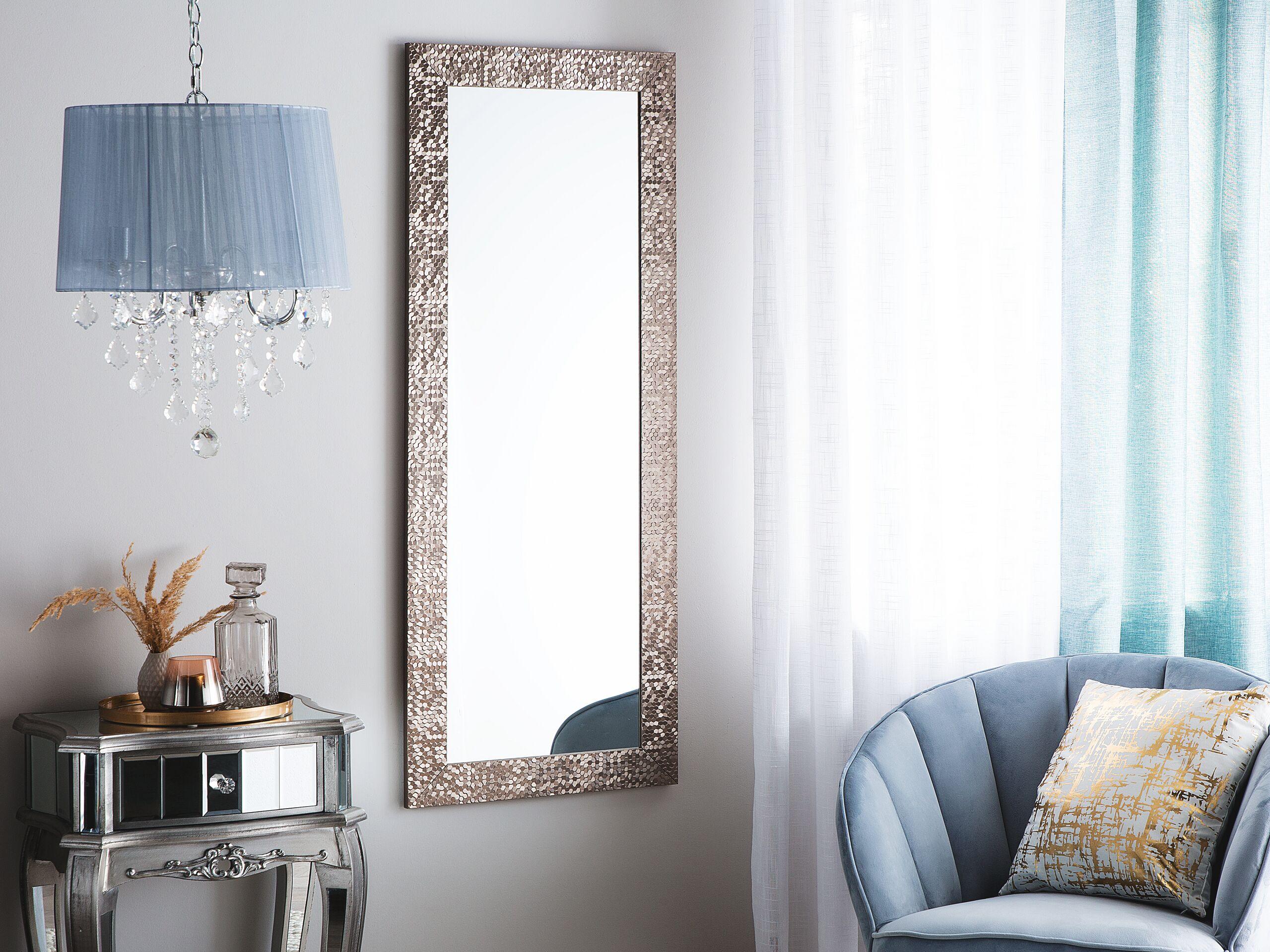 Miroir cuivré 50 x 130 cm